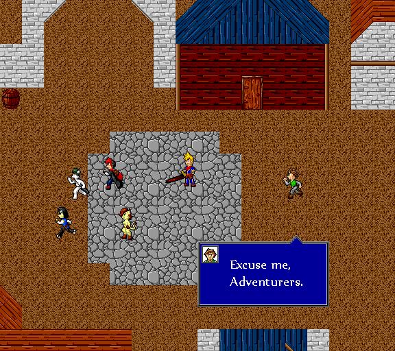 Excuse me, adventurers.