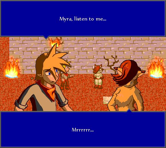 Myra, listen to me...