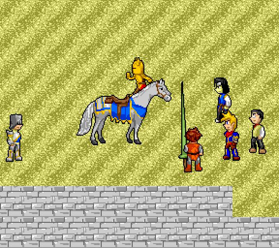 go to horse