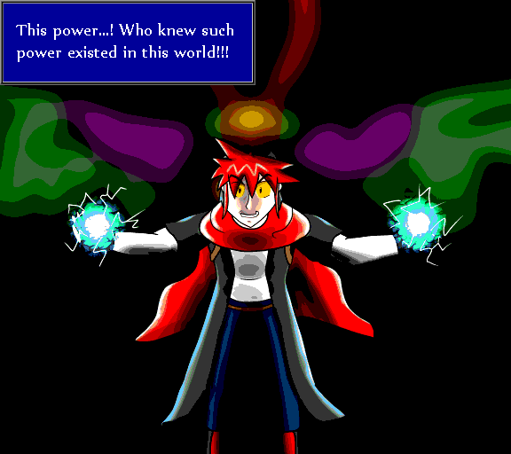This power...! Who knew such power existed in this world!!!